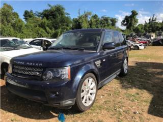 #1333 2013 Land Rover Range Rover Sport Puerto Rico EURO JUNKER