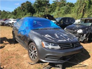 #1331 2017 Volkswagen Jetta Puerto Rico EURO JUNKER