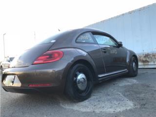 #1326 2013 Volkswagen New Beetle Puerto Rico EURO JUNKER