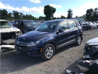 #1323 2013 Volkswagen Tiguan Puerto Rico EURO JUNKER
