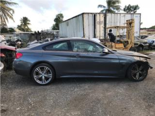 #1324 2017 BMW 4 Series 440i Puerto Rico EURO JUNKER