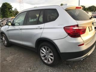 #1301 2014 BMW X3 Puerto Rico EURO JUNKER