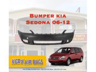 Bumper Kia Sedona 2006-2012 Puerto Rico Kery Air Bags And Body Parts