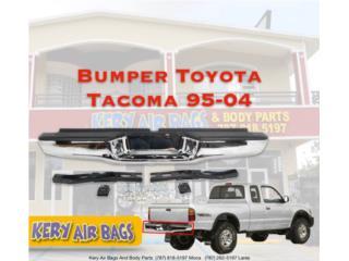 Bumper trasero Tacoma 95-04 Puerto Rico Kery Air Bags And Body Parts