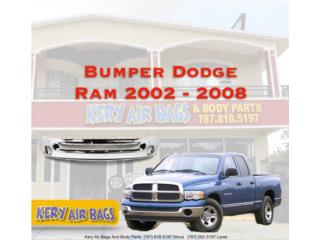 Bumper Dodge Ram 2002-2008 Puerto Rico Kery Air Bags And Body Parts