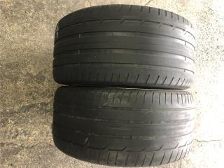 2 275/40/19 DUNLOP NITIDAS!!! Puerto Rico Import Tire