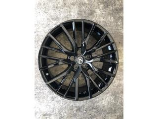 AROS 20 LEXUS IS, RC, RX TOYOTA CAMRY ECT Puerto Rico Import Tire