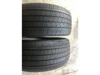 2 GOMAS 235-50-18 MICHELIN Puerto Rico Import Tire