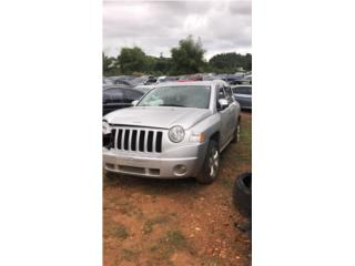 Jeep Compass 2008 Puerto Rico JUNKER EXPRESS