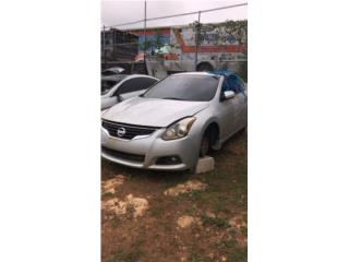 Nissan Altima 2012 Puerto Rico JUNKER EXPRESS
