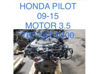 MOTOR HONDA PILLOT  Puerto Rico CORREA AUTO PIEZAS IMPORT