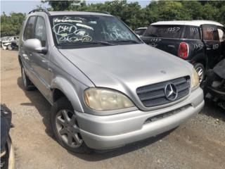 2000 Mercedes-Benz ML430 (#1563) Puerto Rico EURO JUNKER
