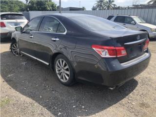 2012 Lexus ES 350 (#1565) Puerto Rico EURO JUNKER