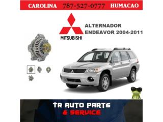 Alternador Endeavor 04-08 Puerto Rico Tu Re$uelve Auto Parts
