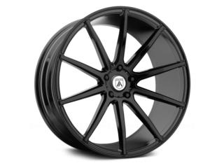 ASANTI ABL-20 20X8.5 20X10 22X9 22X10.5 Puerto Rico WheelsPR