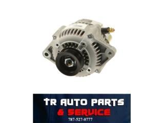Alternador Suzuki Aerio  Puerto Rico Tu Re$uelve Auto Parts