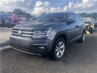 #1566 2018 Volkswagen Atlas Puerto Rico EURO JUNKER