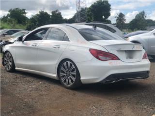 #1574 2018 Mercedes-Benz CLA-250 Puerto Rico EURO JUNKER
