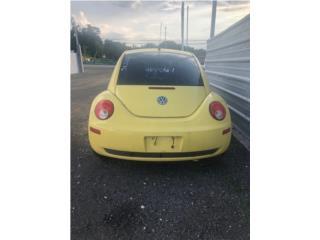 #1567 2010 Volkswagen New Beetle Puerto Rico EURO JUNKER