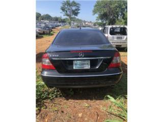#1554 2009 Mercedes-Benz E350 Puerto Rico EURO JUNKER
