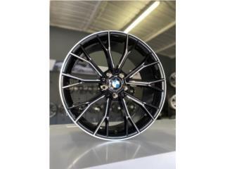 BMW M5 20X8.5 20X10 NUEVO Puerto Rico WheelsPR