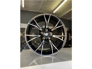 BMW 19X8.5 19X9.5 NUEVO Puerto Rico WheelsPR