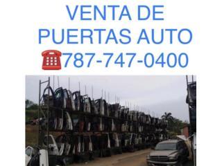 PUERTAS SCION  Puerto Rico CORREA AUTO PIEZAS IMPORT