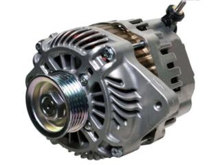 Alternador Suzuki Sx4 07-09 Puerto Rico Tu Re$uelve Auto Parts