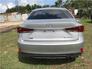 #1118 2017 Lexus IS200t Puerto Rico EURO JUNKER