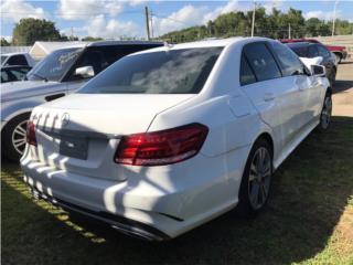 #1151 2016 Mercedes-Benz E 350 Puerto Rico EURO JUNKER