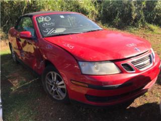 #1305 2005 Saab 911 Puerto Rico EURO JUNKER