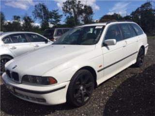 #726 1999 BMW 528i Wagon Puerto Rico EURO JUNKER