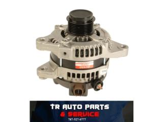 Alternador Corolla  Puerto Rico Tu Re$uelve Auto Parts