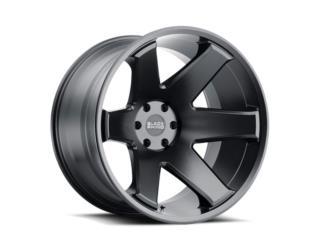 BLACK RHINO WHEELS RAZE 17X10 20X12 22/24X14 Puerto Rico Aros Y Gomas Inc.