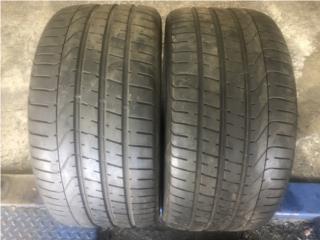 2 GOMAS 265-35-19 PIRELLI P ZERO Puerto Rico Import Tire