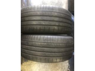 2 GOMAS 225-35-19 CONTINENTAL Puerto Rico Import Tire