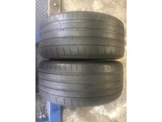 """2 GOMAS 19"""" PARA FORD MUSTANG SHELBY Puerto Rico Import Tire"""