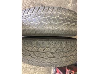 2 GOMAS 285-70-17 TOYO SEMITRACCION Puerto Rico Import Tire