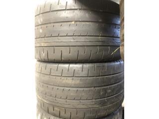 2 GOMAS 285-30-19 PIRELLI P ZERO Puerto Rico Import Tire