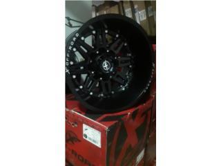 20x14 xf wheels Puerto Rico COVER Y MAS COVER