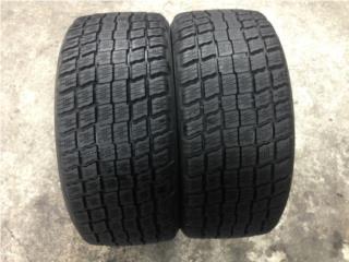 2 GOMAS 225/50/15 MICHELIN Puerto Rico Import Tire