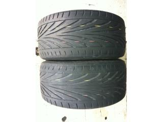 2 GOMAS 265/40/17 TOYO T1 S  Puerto Rico Import Tire