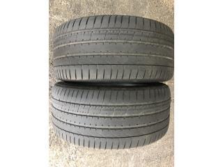 2 GOMAS 275-35-20 PIRELLI P ZERO Puerto Rico Import Tire