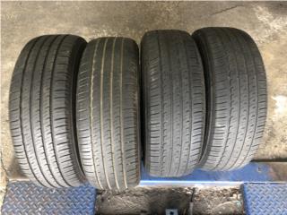 2 GOMAS 235-60-18 MICHELIN NÍTIDAS!!!! Puerto Rico Import Tire