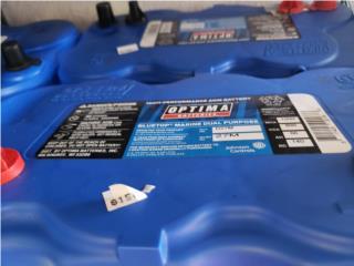 BATERIA OPTIMA AZUL GRUPO 27 D27M 1000CA Puerto Rico C & C DISTRIBUTORS BATERIA 8am a 5pm 939-279-8493