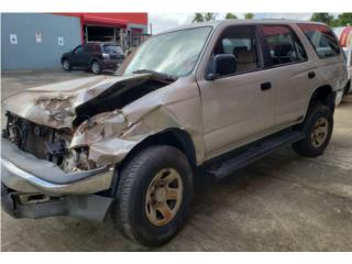 4 RUNNER 1999 PARA PIEZAS Puerto Rico CIDRA BODY PARTS & JUNKER INC.