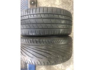 2 GOMAS 245-30-22 EN BUEN ESTADO Puerto Rico Import Tire