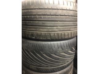 2 GOMAS 295-25-22 NÍTIDAS!!! Puerto Rico Import Tire