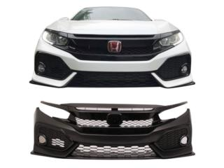 Bumper Conversion Civic 16-18 Puerto Rico UNIQUE AUTO PARTS
