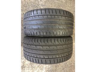 2 GOMAS 265-45-20 CONTINENTAL Puerto Rico Import Tire